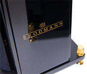 brodmann speakers piano finish